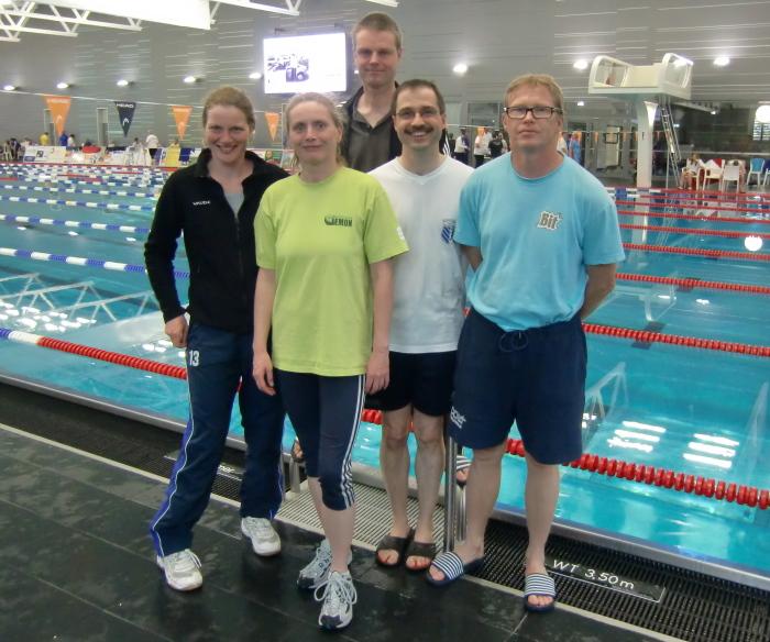weltrekorde schwimmen masters